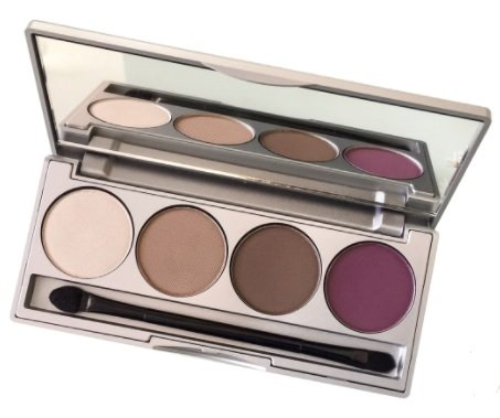 Honeybee Gardens 'Canyon Sunset' Refillable Eye Shadow Palette | Natural Ingredients | Gluten Free, Vegan, Paraben Free ()