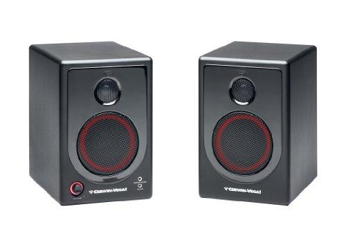 Cerwin Active Desktop Monitor Speakers