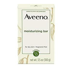 AVEENO Naturals Moisturizing Bar for Dry Skin 3.50 oz
