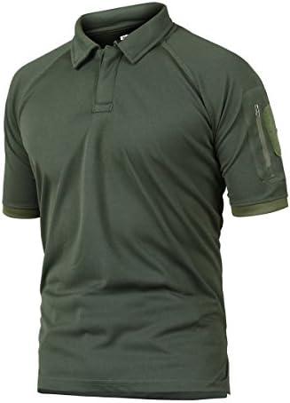 Caza de Combate táctico Militar Caza Manga Corta Held Airsoft Camuflaje Camiseta Uniformes tácticos Ropa Deporte al Aire Libre para Multicam Verde Small: Amazon.es: Ropa y accesorios