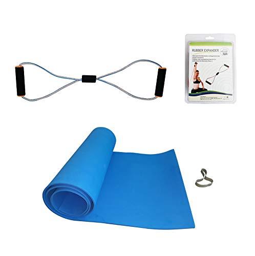 Kit para exercícios em casa