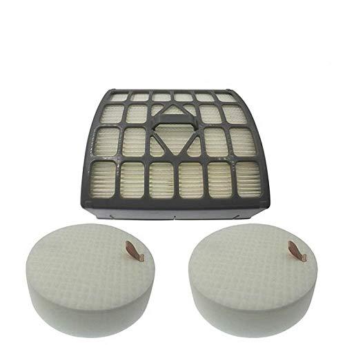 (Replacement Vacuum Cleaner HEPA Filter&Filter Cotton for Shark NV340 NV340UK NV340UKP NV340UKR NV341 NV341Q Vacuum Cleaner Parts)