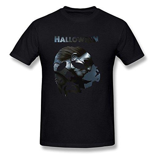 Laifu Halloween Michael Myers Horror Men's T Shirt -