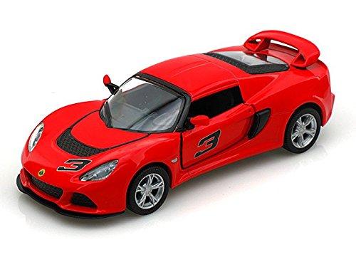 2012 Lotus Exige S 1/32 Red