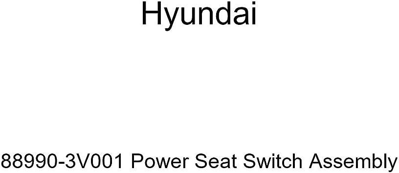 Genuine Hyundai 88990-3V001 Power Seat Switch Assembly