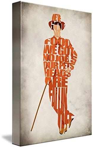 Imagekind Wall Art Print entitled Lloyd Christmas by Adela Sumpter | 16 x 24 -