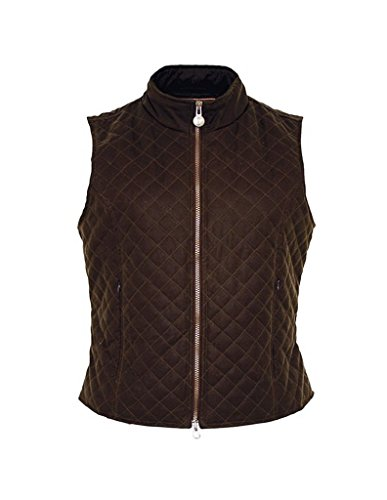 - Outback Trading Ladies Quilted Vest Large Bronze