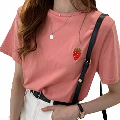 Short-Sleeved t-Shirt Women's Summer Bottoming top