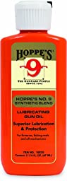 Hoppe\'s No. 9 Synthetic Blend Lubricating Oil, 2.25-Ounce