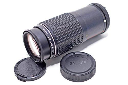 (PENTAX-M 80-200 mm F4.5 SMC ASAHI MF Zoom Lens  # 49255)