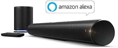Hama Soundbar mit integrierter Amazon Alexa SIRIUM4000ABT (mit S