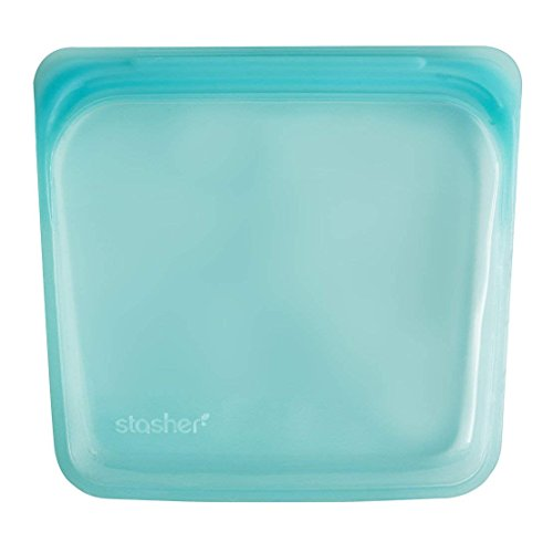 Stasher Reusable Silicone Food Bag