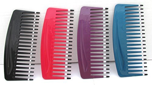 MEBCO Volume Comb V300 Color: Purple, Pick, pik, plastic,...