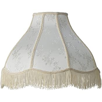 Charming Ideas Better Homes And Gardens Lamp Shades. Cream Scallop Dome Lamp Shade 6x17x12x11  Spider Better Homes and Gardens Jacquard Table Amazon com