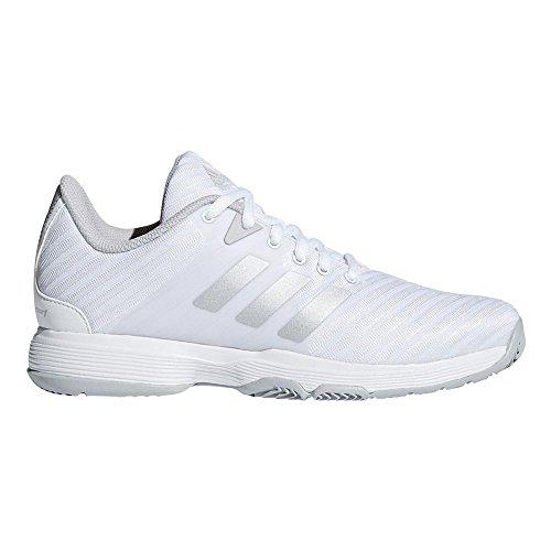 便利さ分泌するケイ素adidas(アディダス) レディース テニスシューズ バリケード コード コートAC W オールコート DB1746