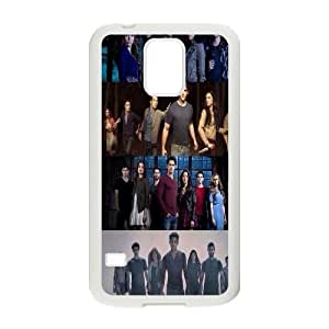 Hot Tv Show Teen Wolf Pattern Productive Back Phone Case For Samsung Galaxy S5 -Style-17