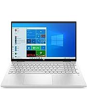 HP Pavilion x360 Laptop, 14 Inch Full HD IPS Touchscreen (250 Nits), Core i7 1165G7 quad, 16GB RAM, 512GB SSD, Windows 10, 14-dy0203nd, Zilver