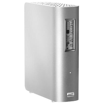 WD My Book Studio LX 2 TB FireWire 800/USB 2 0 Desktop External Hard Drive  (Aluminum)
