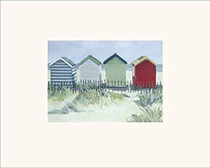 El Arte Grupo Jane Hewlett (Suffolk) de casetas de Playa – de el Hobbit