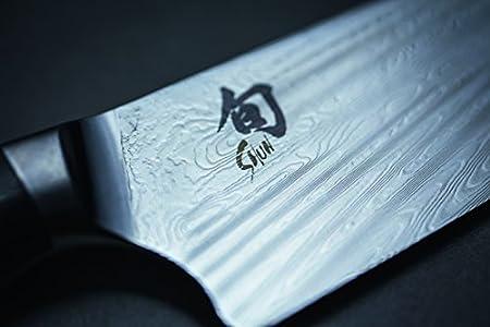 KAI Shun Nagare NDC-0706 Serie - Cuchillo de cocina (hoja de 20 cm)