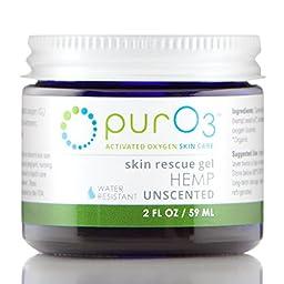 PurO3 Fully Ozonated Hemp Oil - 2 oz