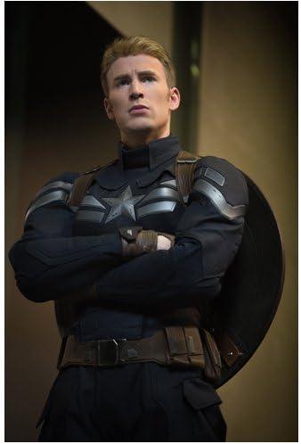 Kid/'s Captain America Steve Roger Chris Evans Jacket