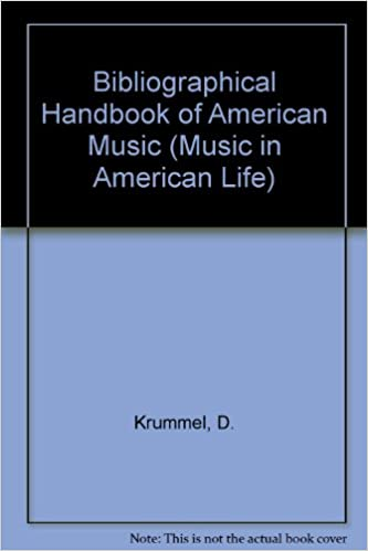 Bibliographical Handbook of American Music (Music in