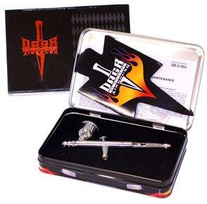 Devilbiss DAGR AIRBRUSH Auto/Car Paint Spray Gun-Hobby