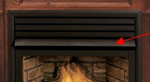 42 inch fireplace hood - 1