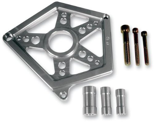- Joker MacHine Sprocket Cover Clear Anodized for Harley XL Sportster 2004-2012