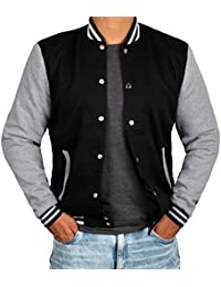 Varsity Letterman Jacket Men - High School Mens Baseball Jacket