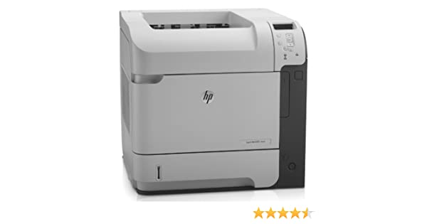 HP LaserJet Enterprise M601n - Impresora laser B/W: Amazon.es: Electrónica