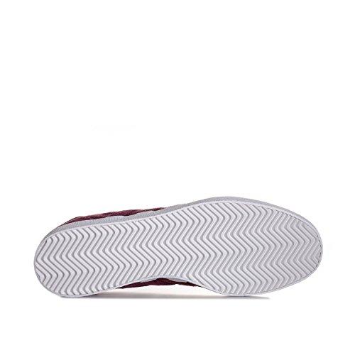Adidas Originals Hombres 350 Zapatillas Maroon Us9.5 Rojo