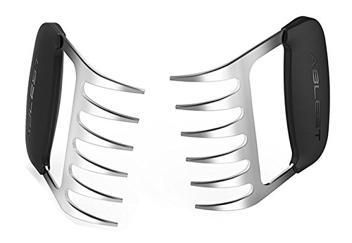 Ablest Stainless Barbecue Shredder Handler product image