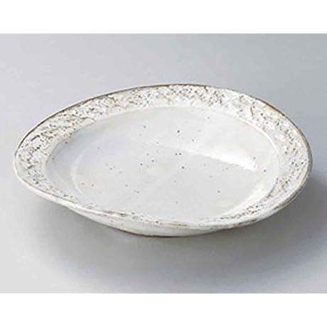 Kobiki Ishime Oval 11inch Set Of 10 Pasta Bowls White Ceramic Made In Japan