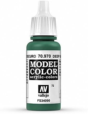 ファレホ モデルカラー 70970 #072 ディープグリーン
