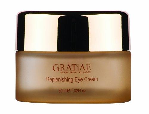 Organics Gratiae Hydratation Crème pour les yeux, 1,02 once
