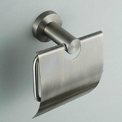 Stainless steel toilet paper holder / roll holder