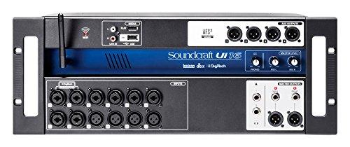 (Soundcraft Ui16 Remote-Controlled 16-Input Digital Mixer)