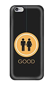 Travers-Diy Iphone 6 Plus Funny Good Bad Exellent Print Zi8sgxijDq8 High Quality Gel Frame case cover