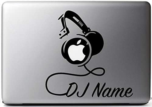 Custom Name Decal Sticker Laptop product image