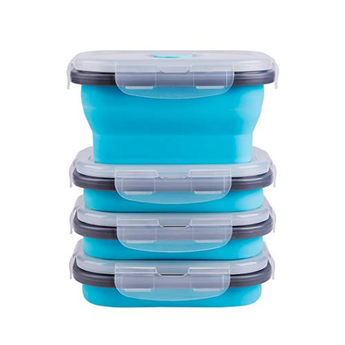 Collapsible Containers Airtight Microwave Dishwasher