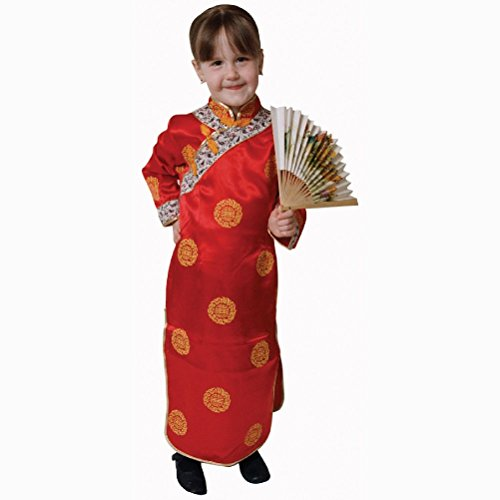 Chinese Girl Costume