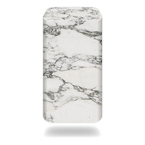 Extreme Station Apple Base Airport (MightySkins Protective Vinyl Skin Decal for Apple Airport Extreme Base Station wrap Cover Sticker Skins White Marble)