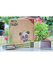 Smooth Panda - Zakdoeken van bamboe, 3 lagen, 360 stuks