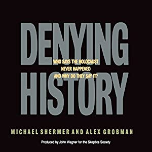 Denying History Audiobook