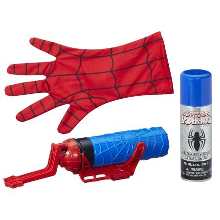 Spider-Man Web Slinger, 2 IN 1 Shoots Webs or Water]()