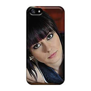 phone covers BestSellerWen Awesome Defender Tpu Hard Case Cover For iPhone 5c- Perfect Girl Face