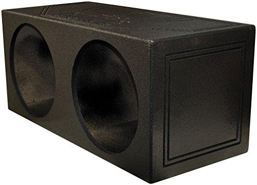 h Dual Sealed Car Subwoofer Sub Box Enclosure | QBOMB15S ()