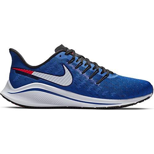 Nike Air Zoom Vomero 14 Men's Running Shoe Indigo Force/Photo Blue-RED Orbit 10.0 ()